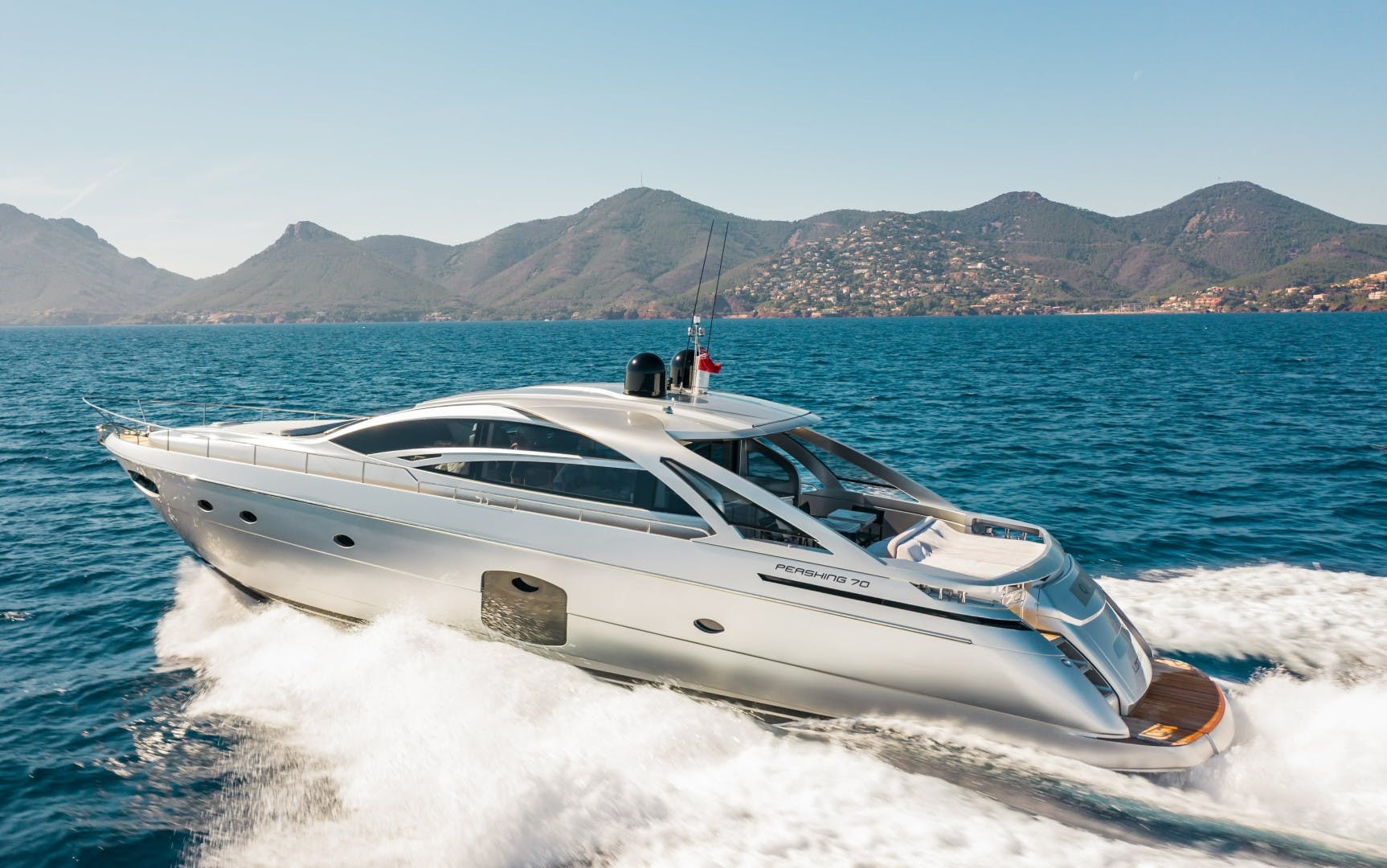 2016 Pershing 70' 70 Q80   Picture 5 of 29