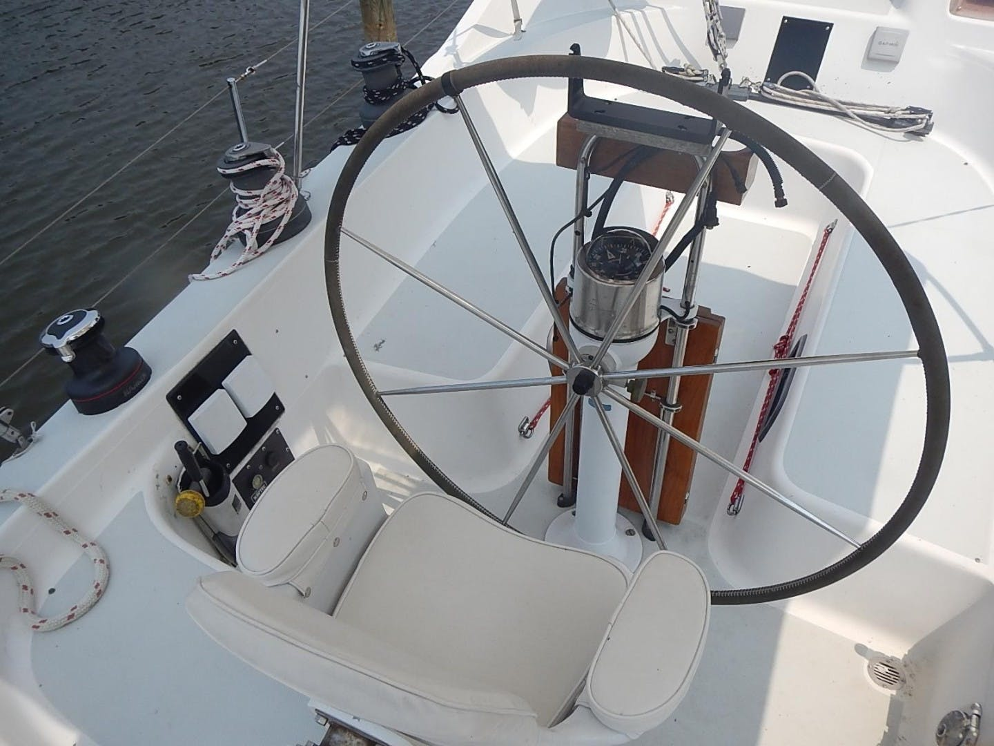 1989 Macgregor 65' Pilot House WING   Picture 2 of 84