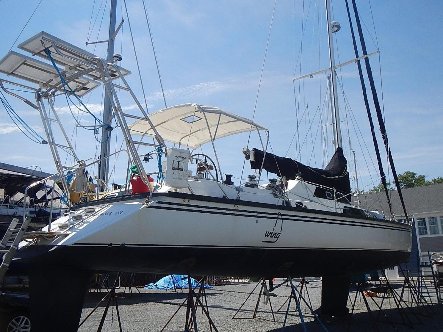 1989 Macgregor 65' Pilot House WING   Picture 3 of 84