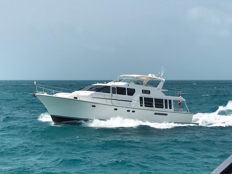 "2000 Pacific Mariner 65' 65 Motoryacht ""ER"""