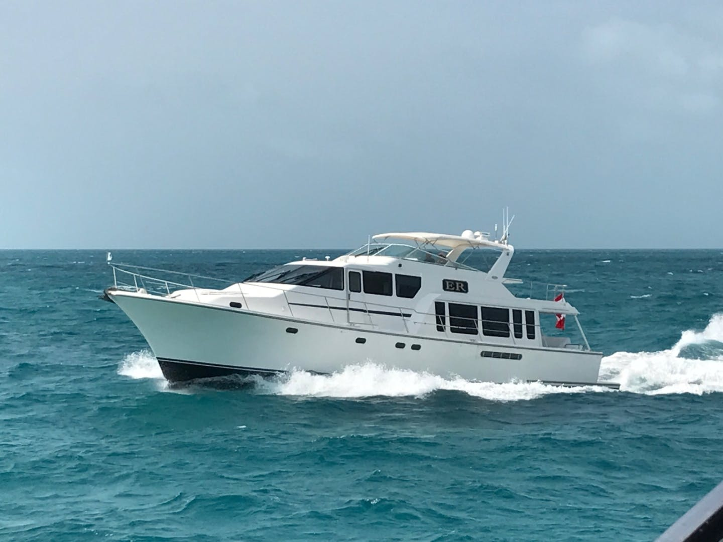2000 Pacific Mariner 65' 65 Motoryacht ER | Picture 1 of 45