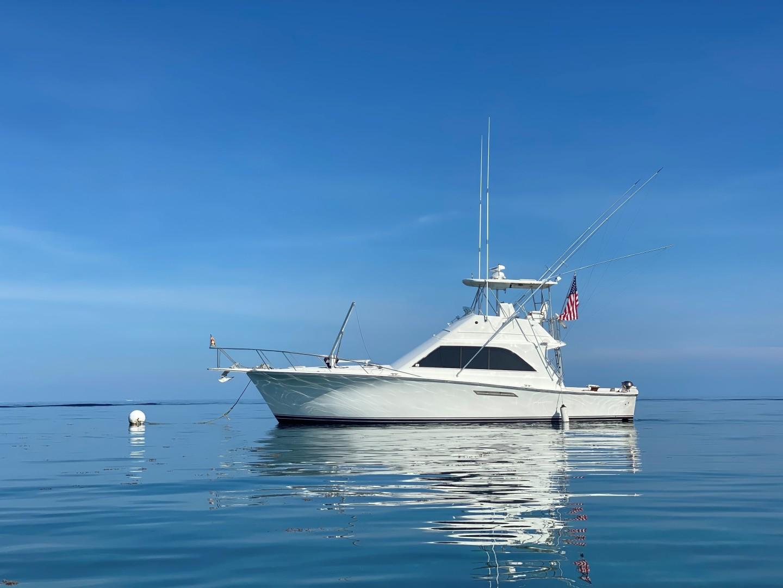 44' Ocean Yachts 1986 Super Sport Business Calls