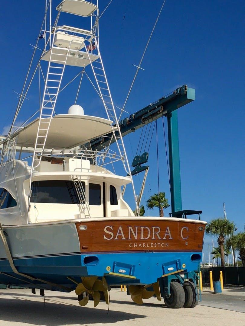 2005 Ocean Yachts 73' 73 Super Sport Sandra C   Picture 2 of 66