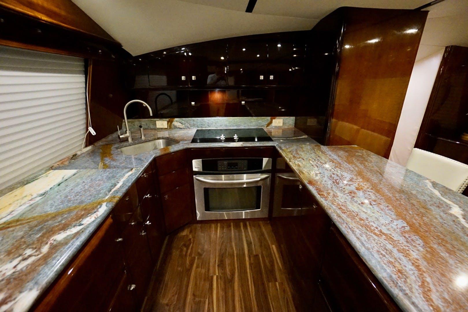 2005 Ocean Yachts 73' 73 Super Sport Sandra C   Picture 7 of 66