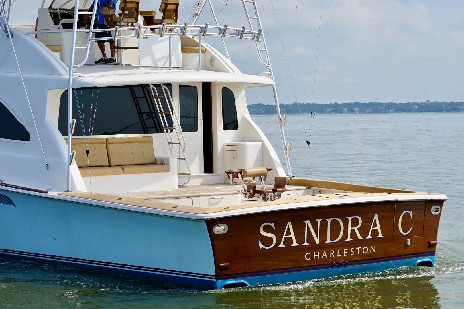 2005 Ocean Yachts 73' 73 Super Sport Sandra C   Picture 6 of 66