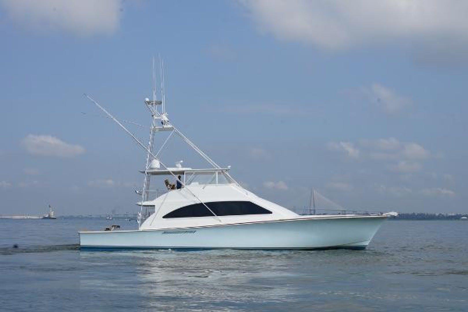 2005 Ocean Yachts 73' 73 Super Sport Sandra C   Picture 4 of 66