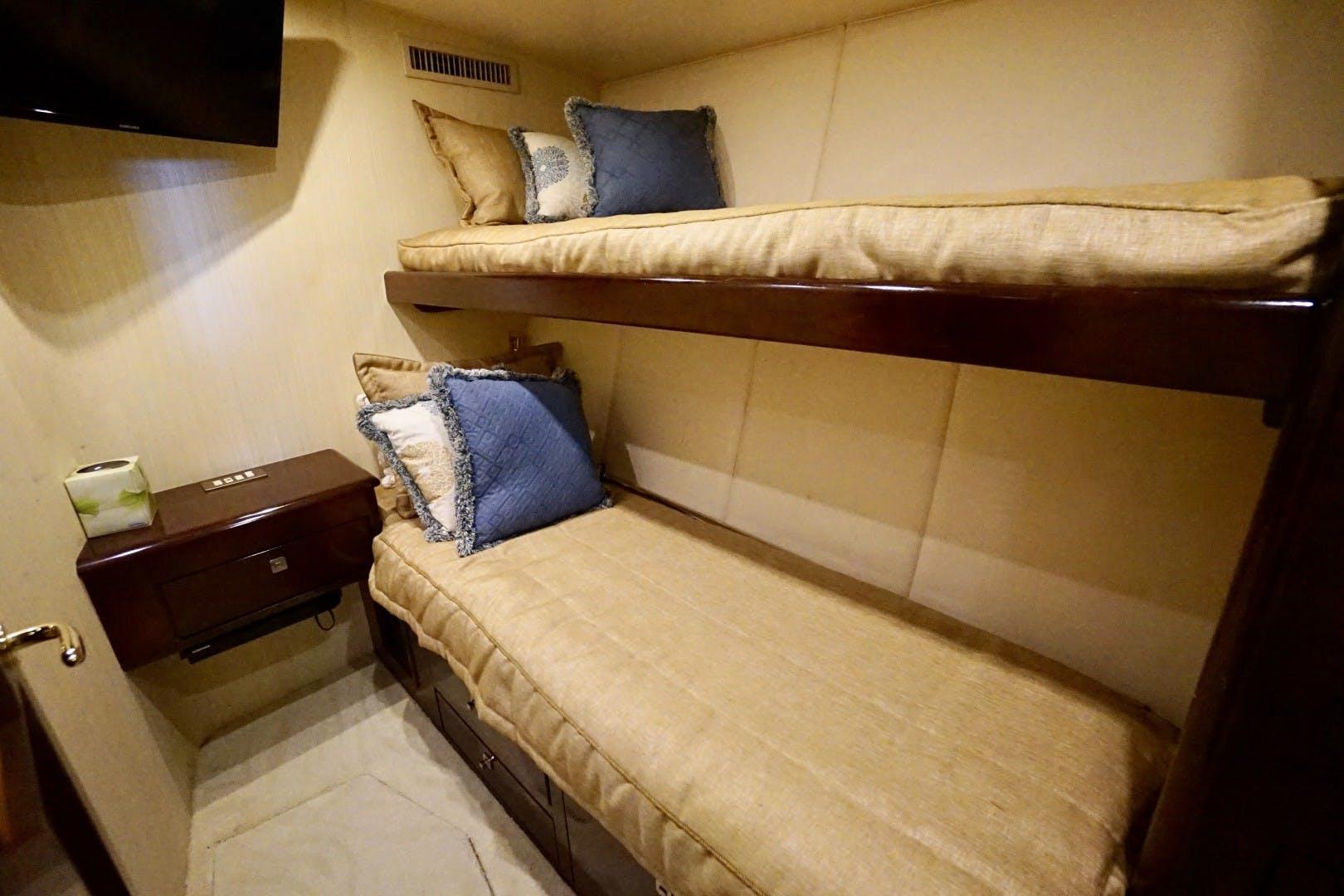 2005 Ocean Yachts 73' 73 Super Sport Sandra C   Picture 3 of 66