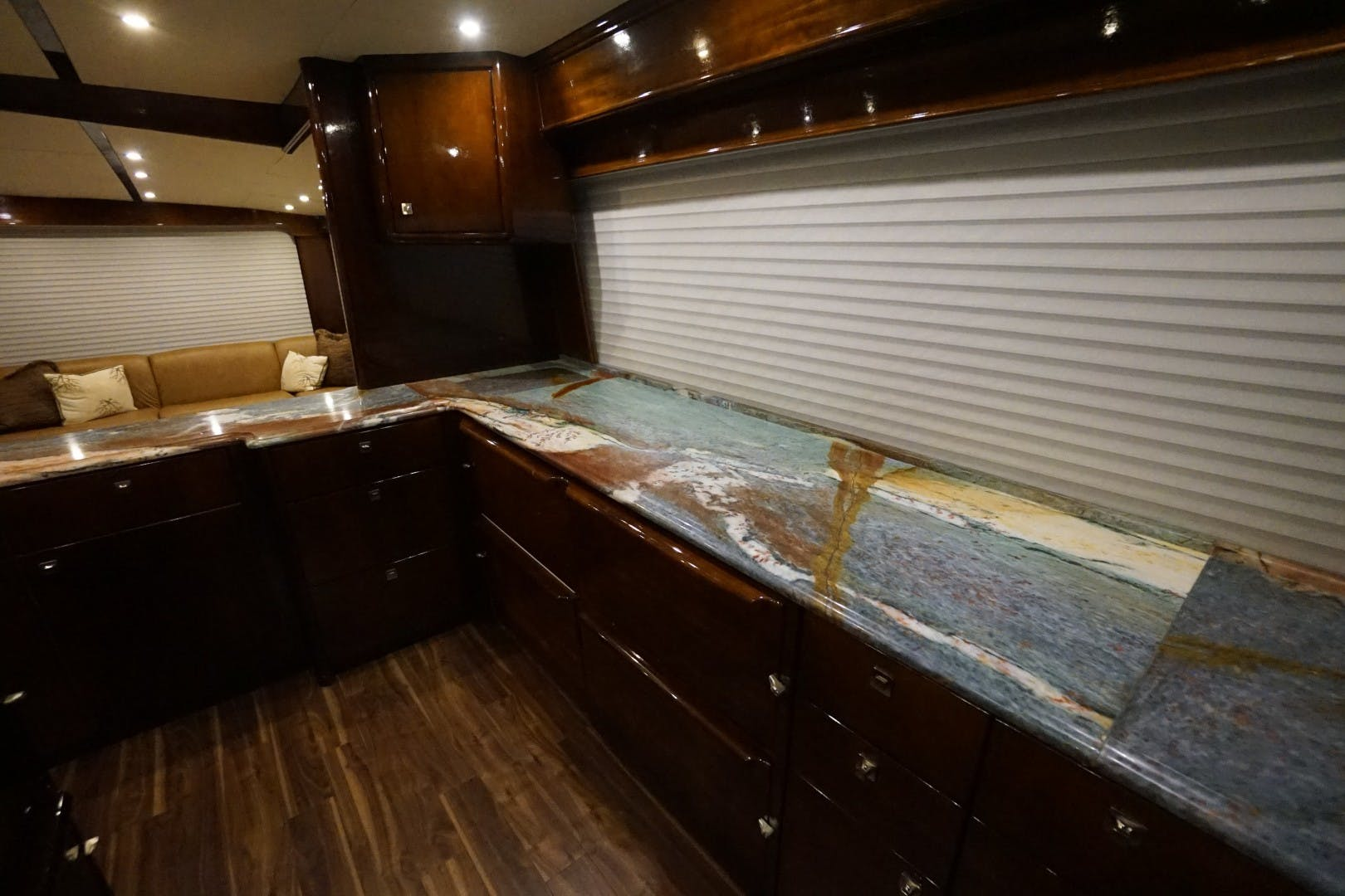 2005 Ocean Yachts 73' 73 Super Sport Sandra C   Picture 5 of 66