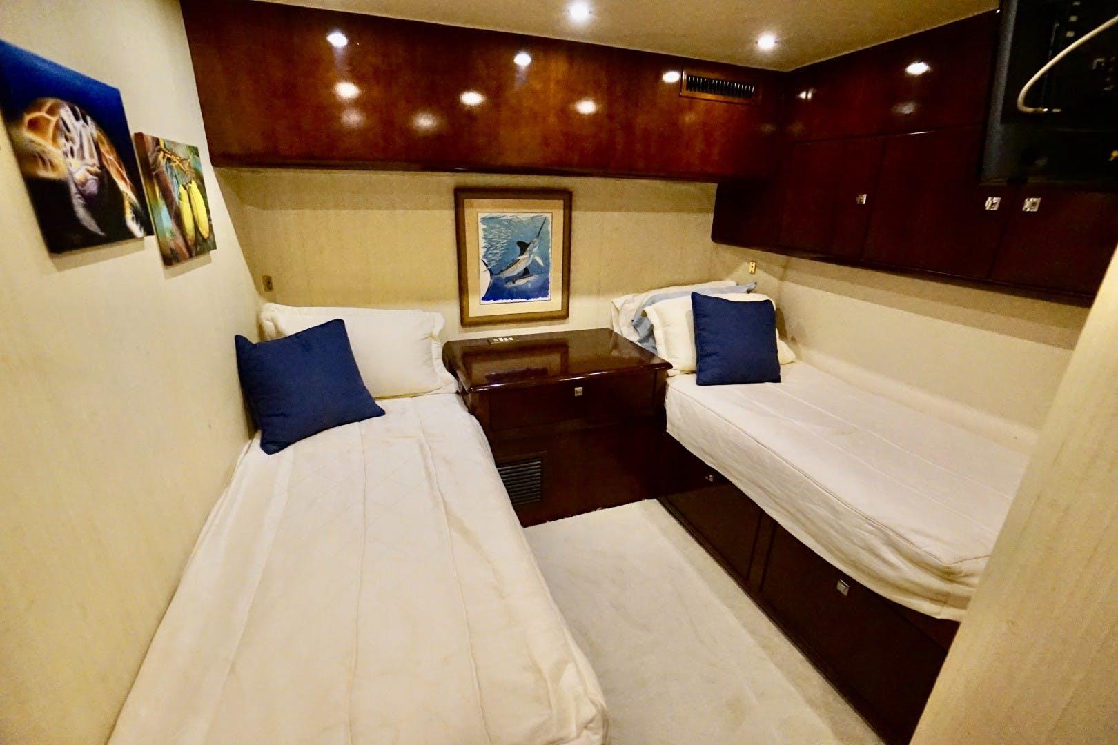 2005 Ocean Yachts 73' 73 Super Sport Sandra C   Picture 8 of 66
