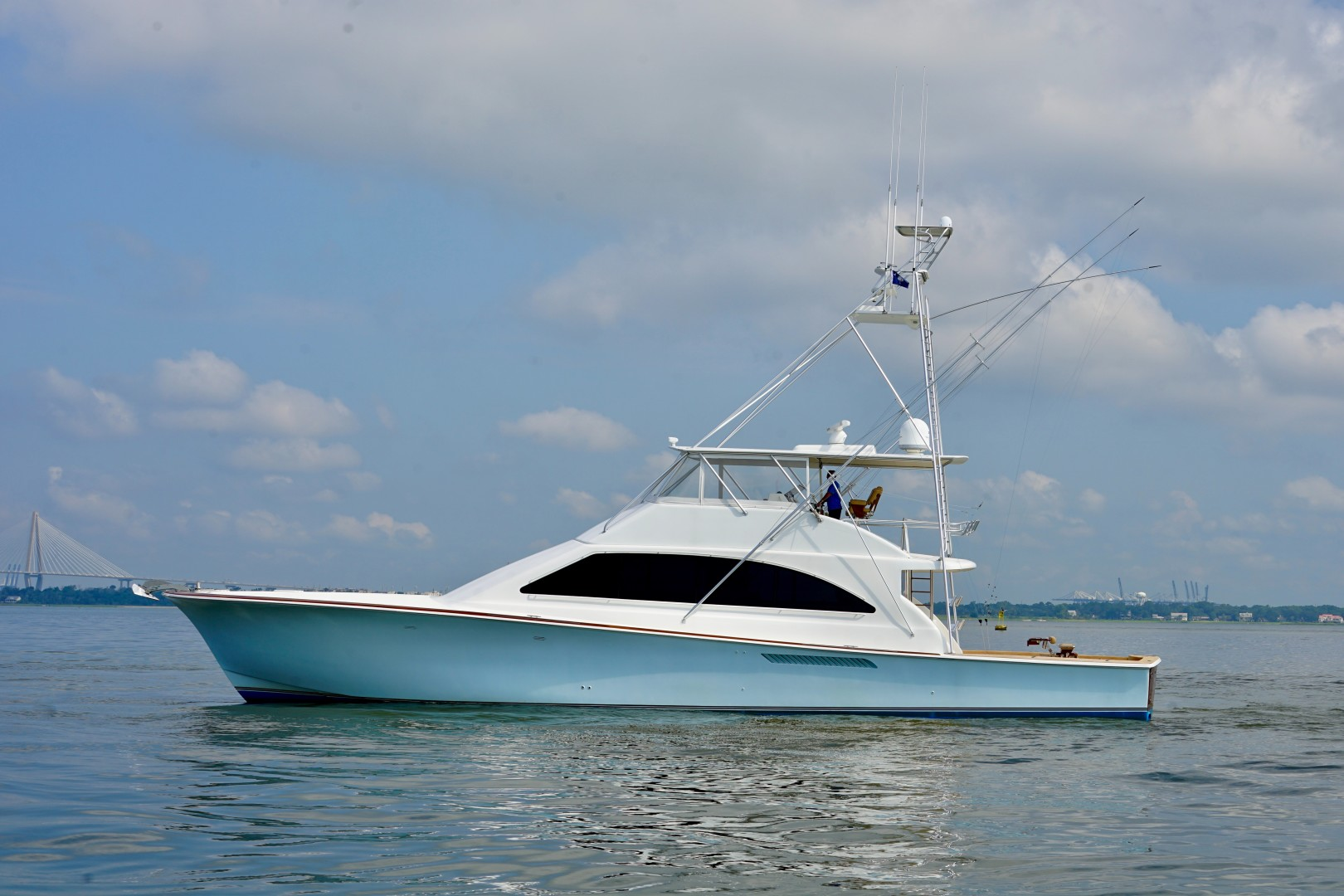 "2005 Ocean Yachts 73' 73 Super Sport ""Sandra C"""