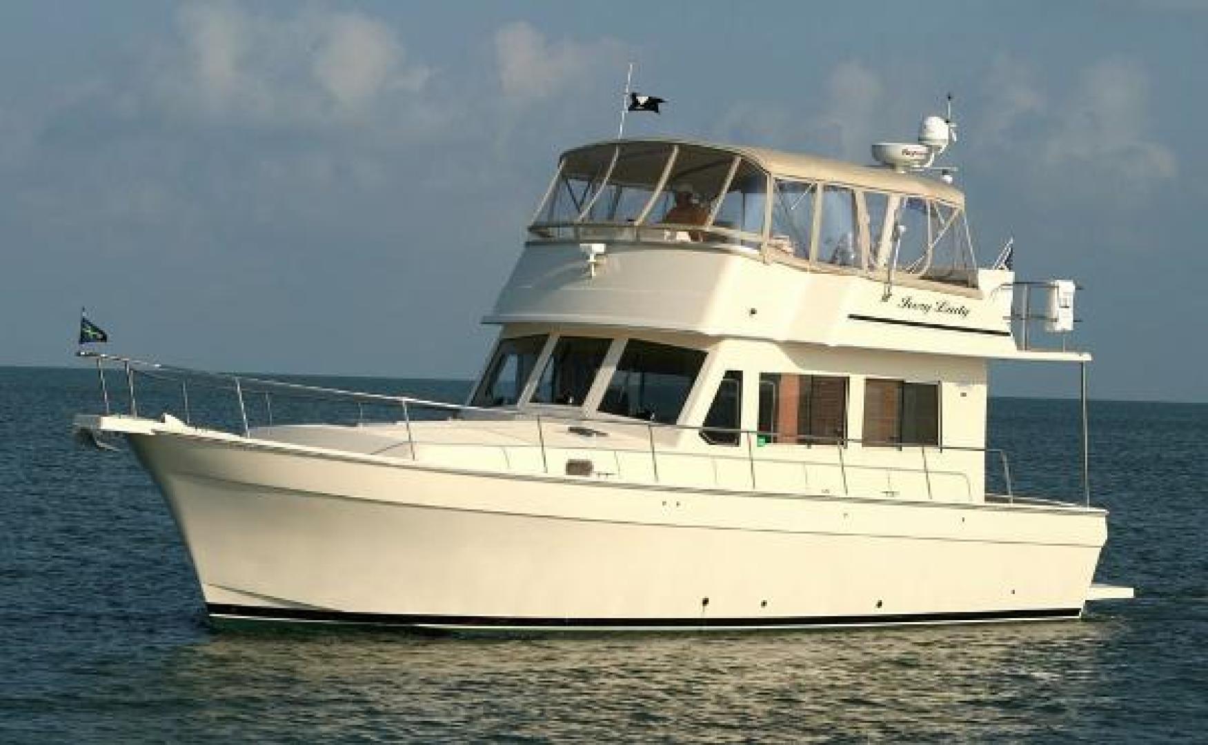 43' Mainship 2007 43 Trawler
