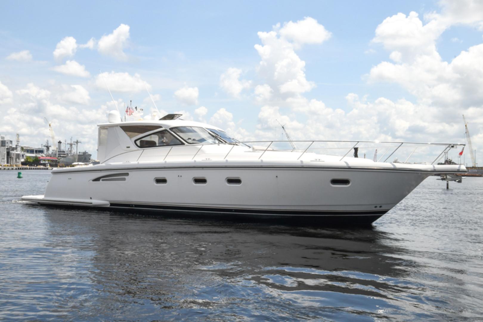 52' Tiara Yachts 2000 5200 Express Wander Lust