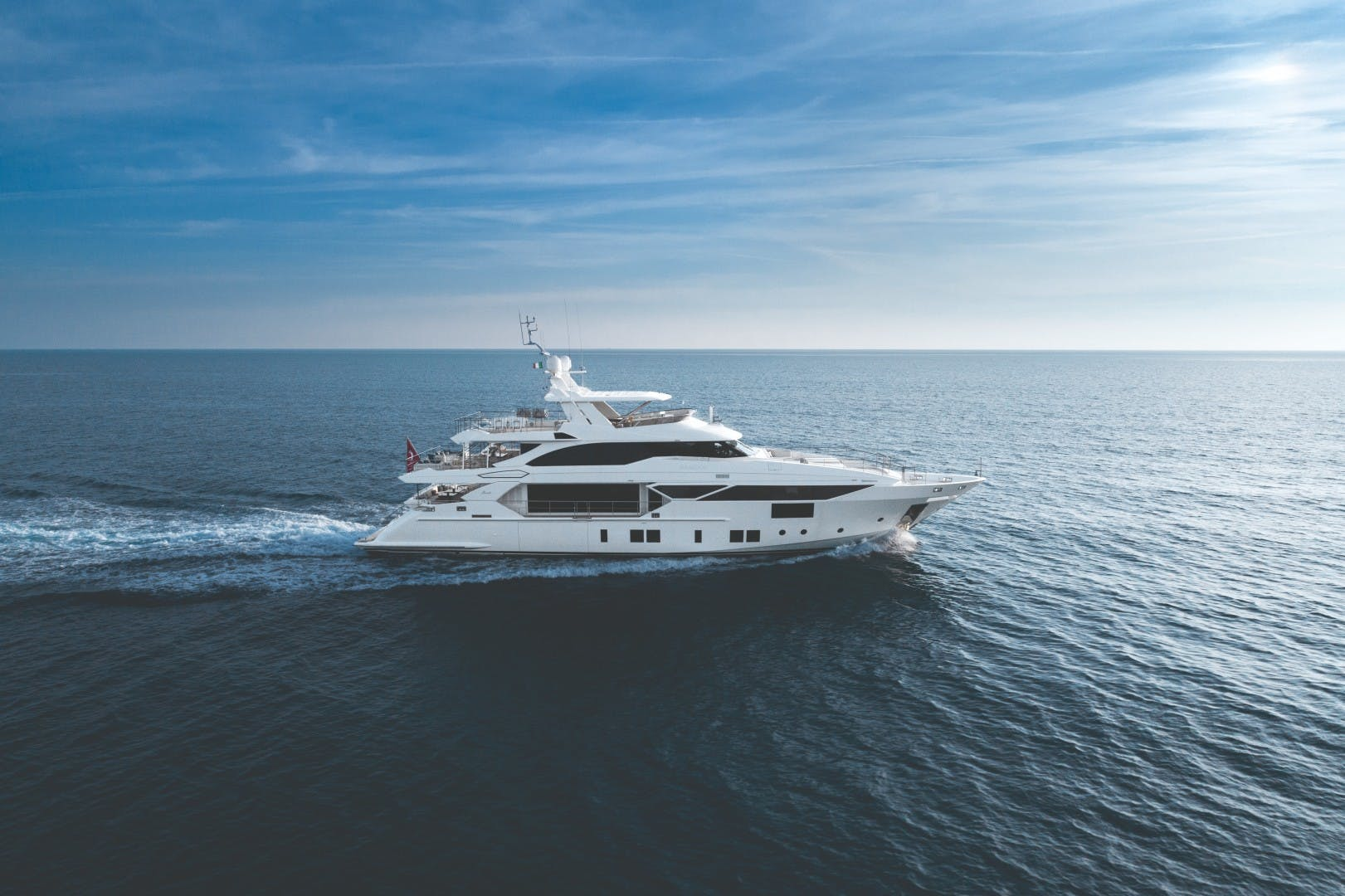 2017 Benetti 125' 125 Fast INSPIRATION   Picture 1 of 54