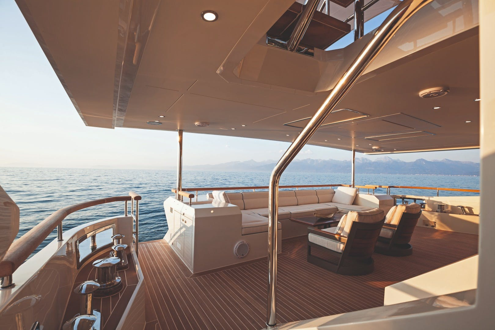 2017 Benetti 125' 125 Fast INSPIRATION   Picture 2 of 54