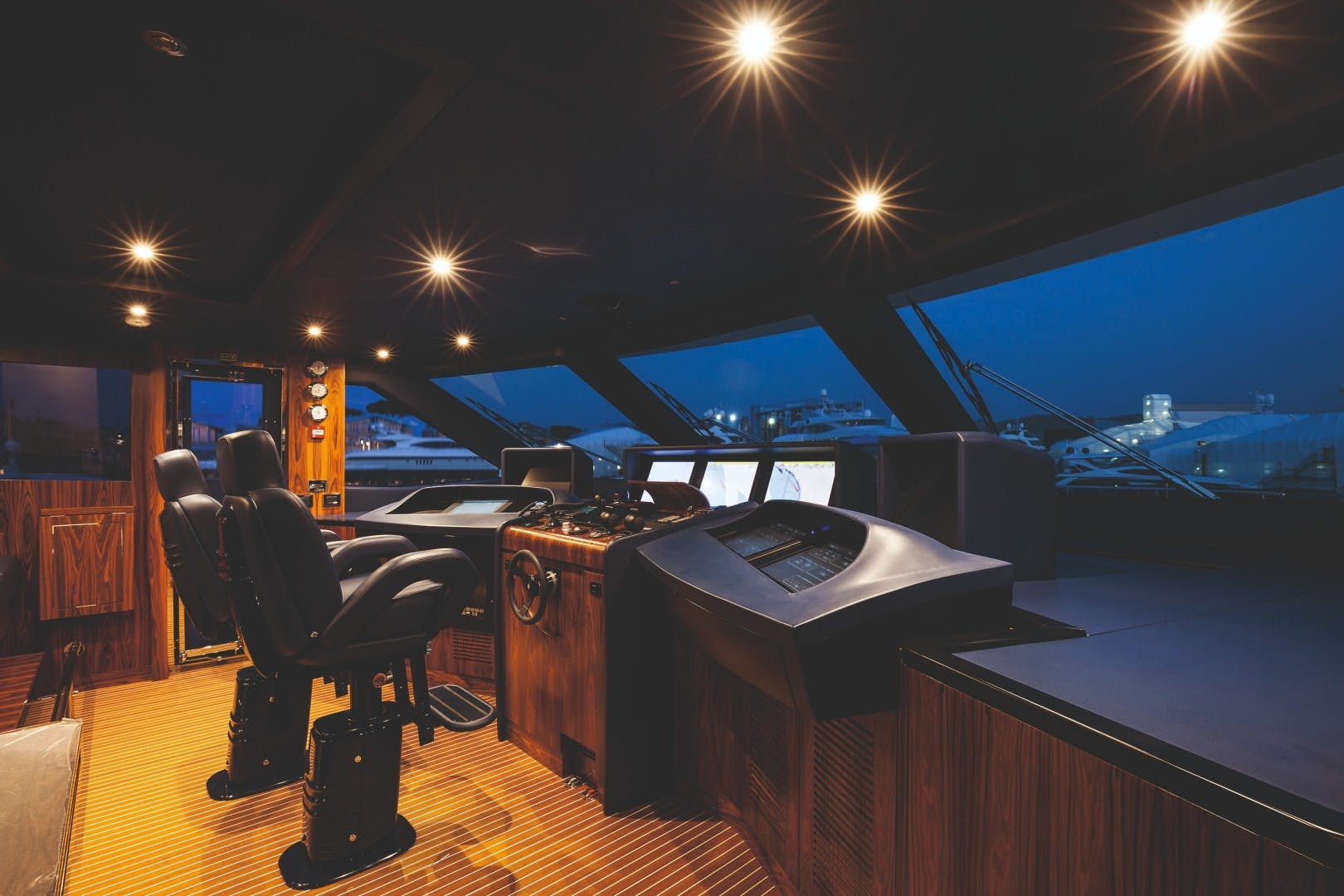 2017 Benetti 125' 125 Fast INSPIRATION   Picture 6 of 54