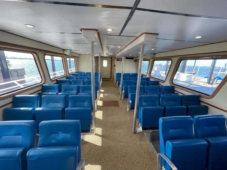 1978 Swiftships 100' 100 Passenger Vessel Baysmart Express | Picture 8 of 97