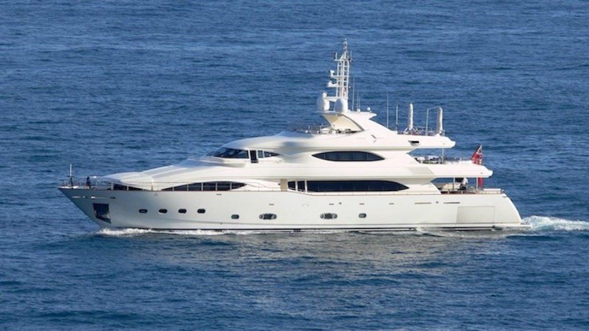 2006 Ferretti Yachts 130'  Agatha | Picture 2 of 3