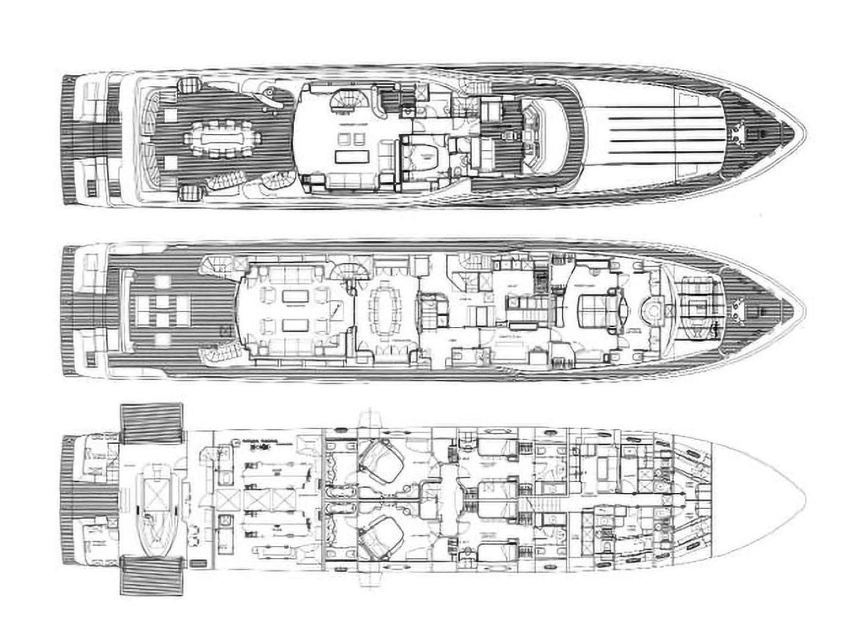 2006 Ferretti Yachts 130'  Agatha | Picture 3 of 3