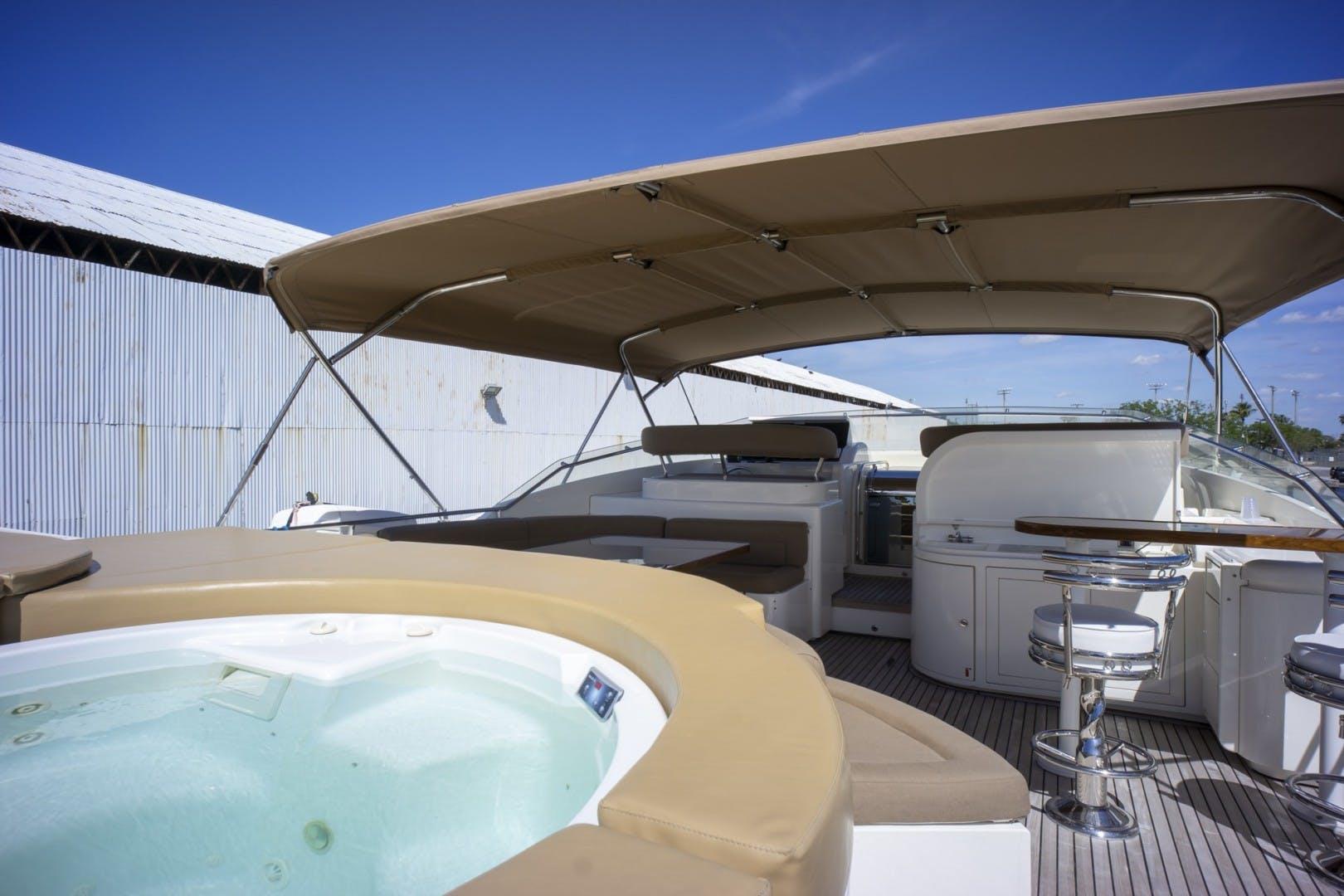2000 Ferretti Yachts 94' Custom Line 94    Picture 4 of 68