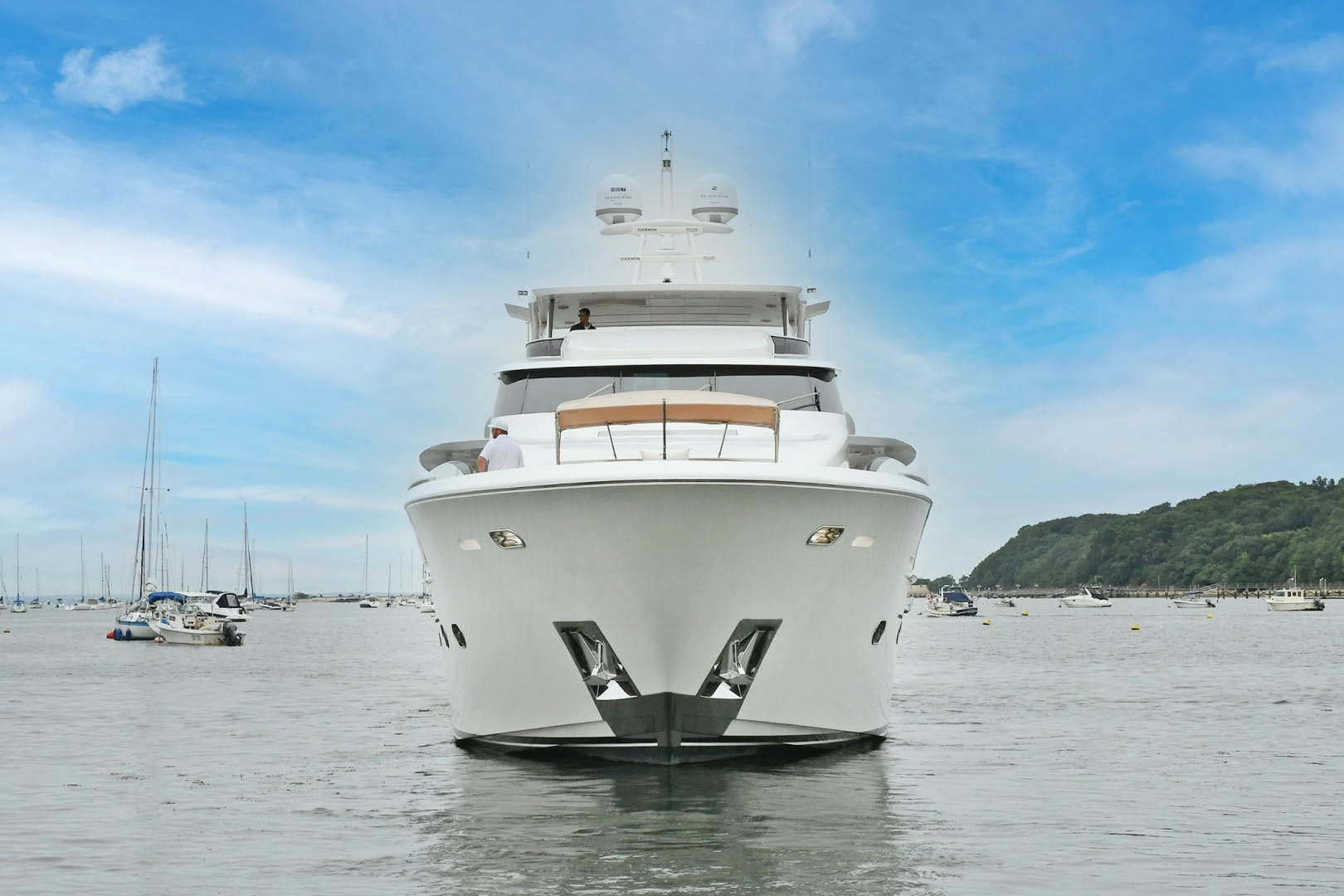 2018 Horizon 110' RP 110 Superyacht NEVERLAND | Picture 5 of 47