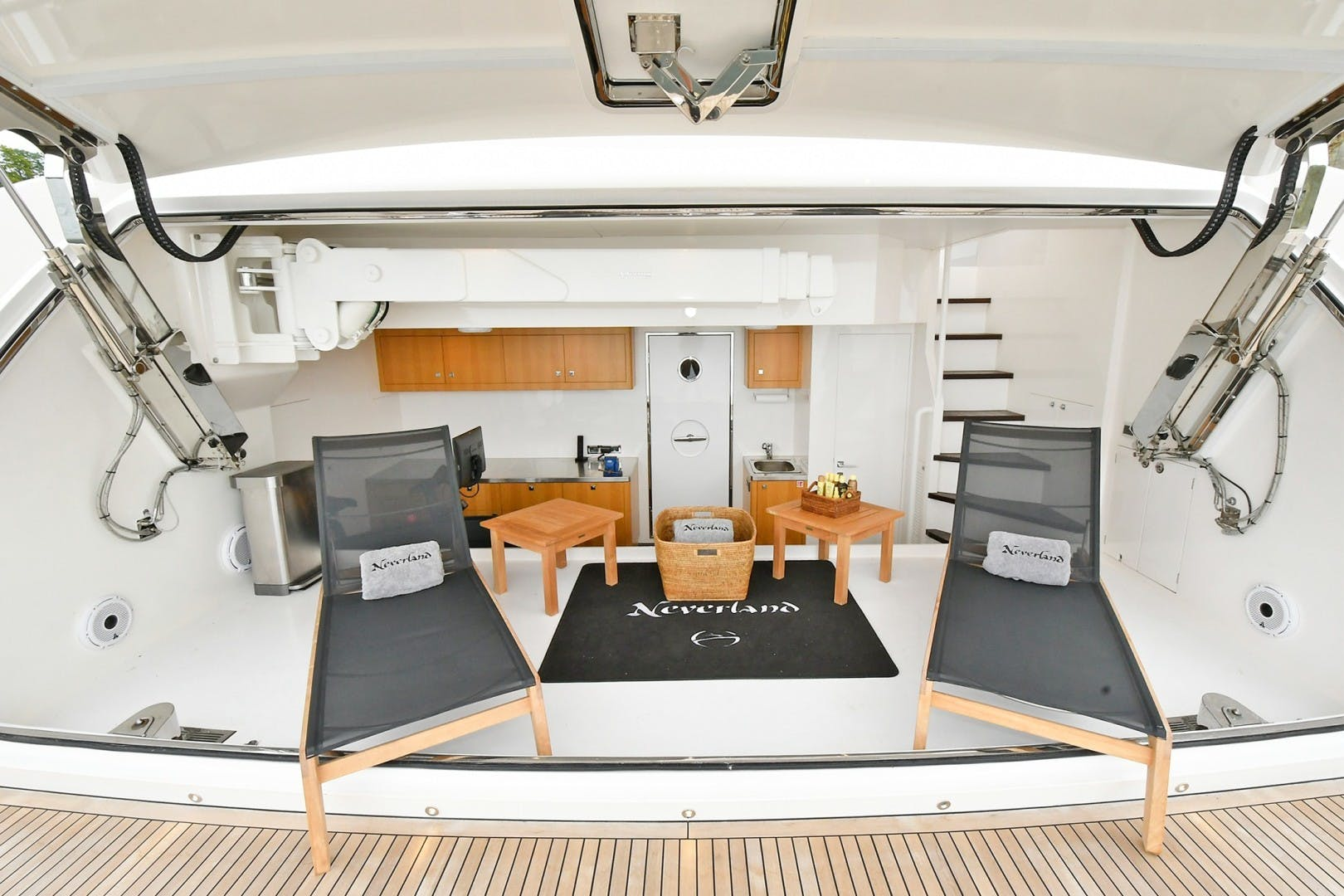 2018 Horizon 110' RP 110 Superyacht NEVERLAND | Picture 8 of 47