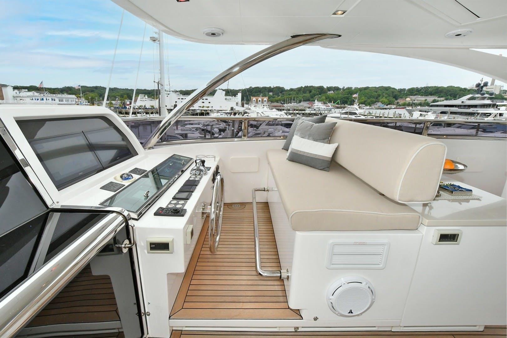 2018 Horizon 110' RP 110 Superyacht NEVERLAND | Picture 2 of 47