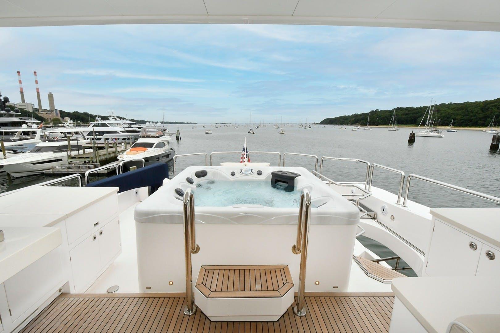2018 Horizon 110' RP 110 Superyacht NEVERLAND | Picture 1 of 47