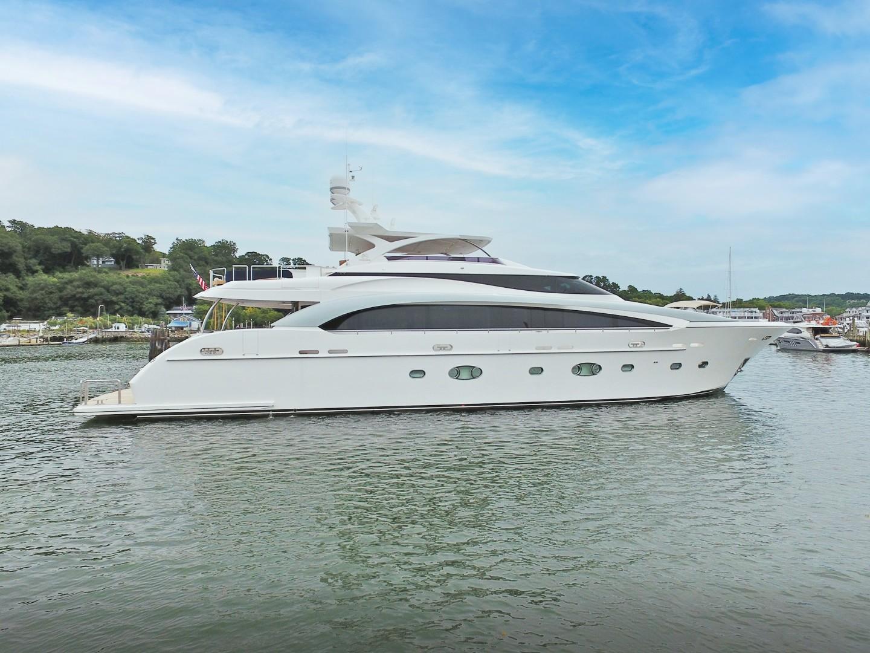 """2018 Horizon 110' RP 110 Superyacht """"NEVERLAND"""""""