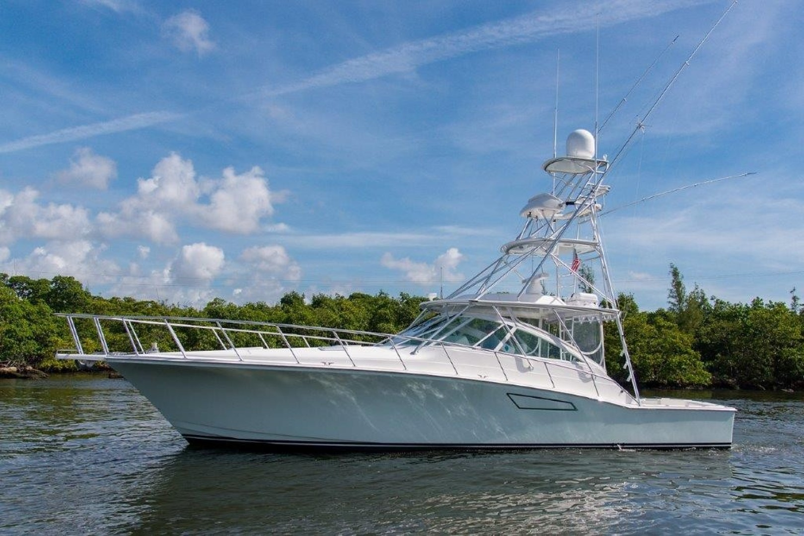 45' Cabo 2008 45 Express Game Changer