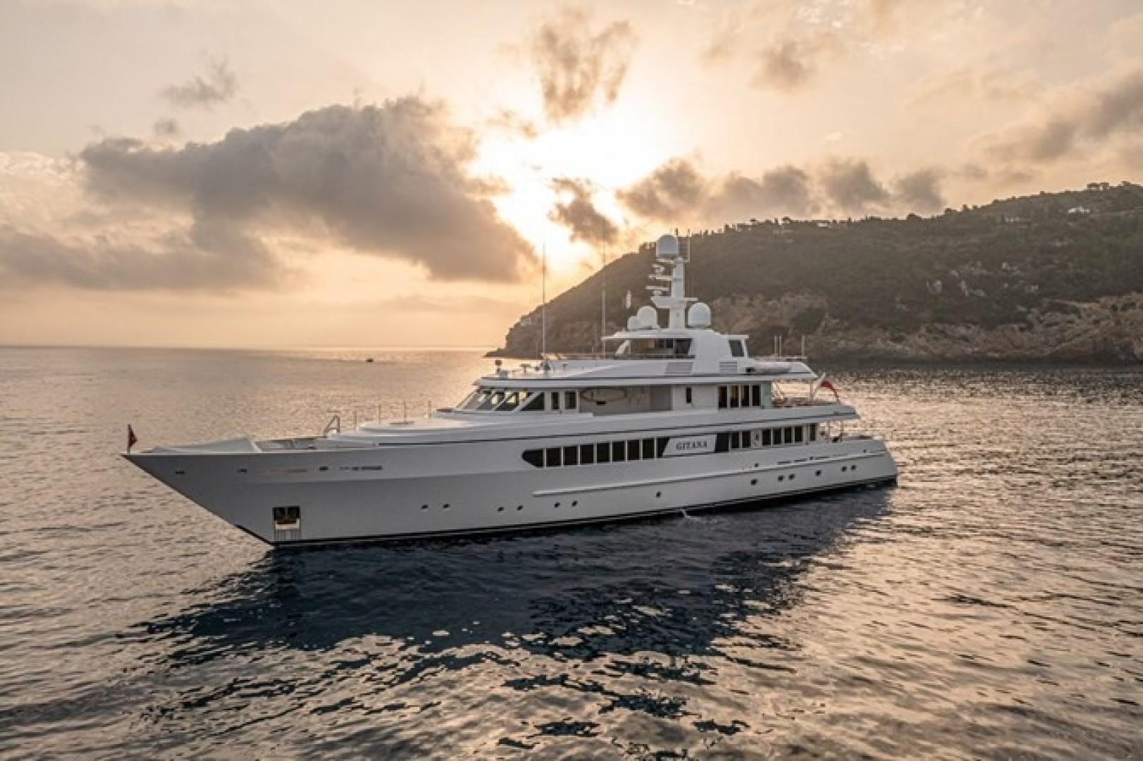 "1997 Feadship 158' Tri Deck Motor Yacht ""GITANA"""
