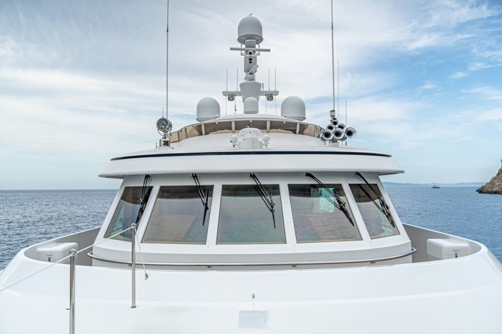 1997 Feadship 158' Tri Deck Motor Yacht GITANA   Picture 5 of 37