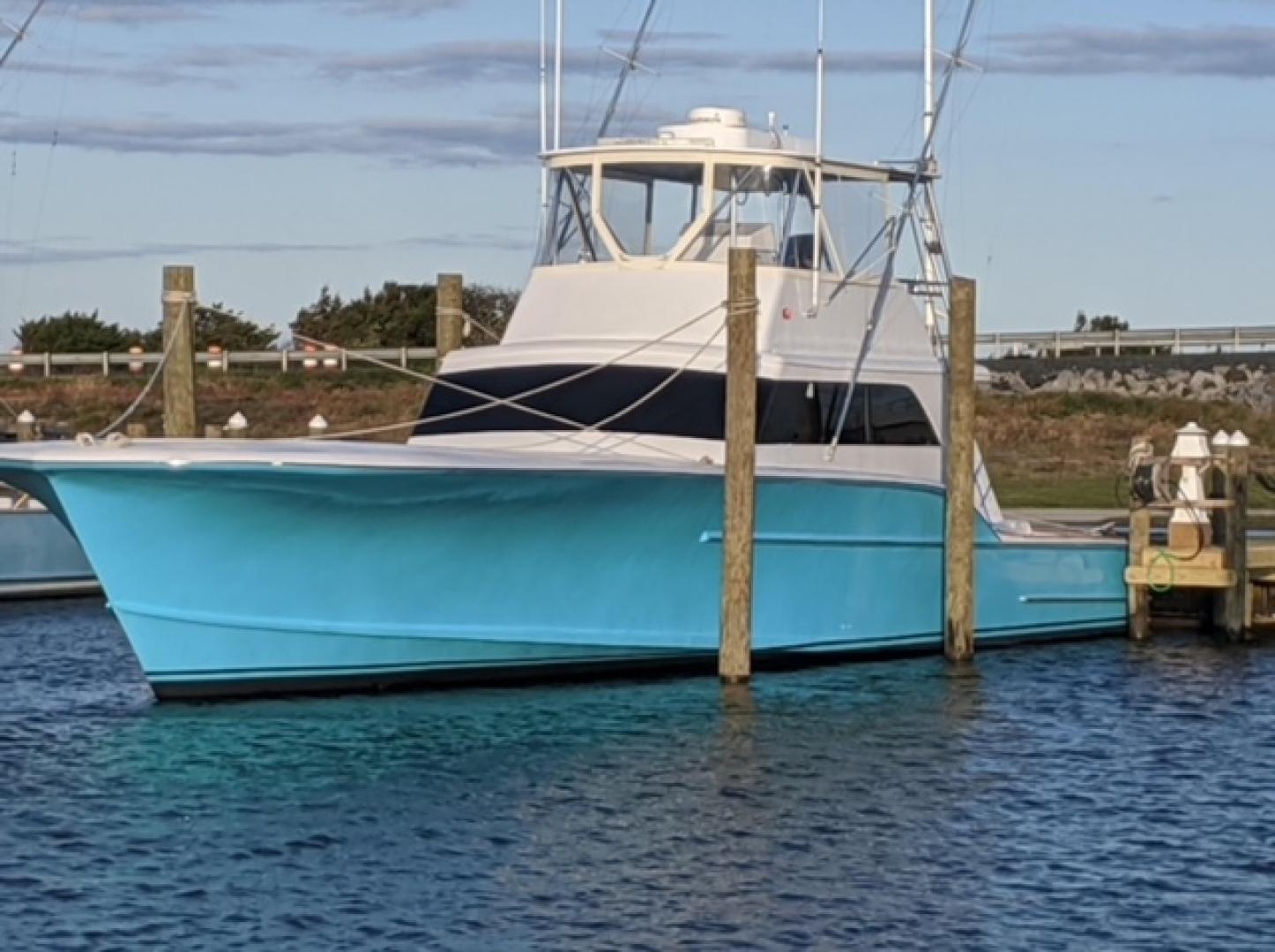 "2013 Custom Carolina 63' Sportfish ""Waverunner"""