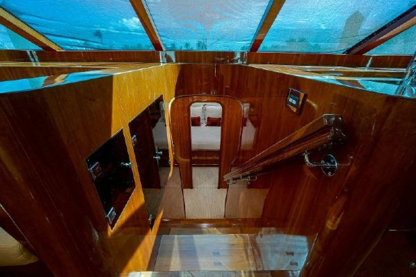2010 Johnson 70' Cruiser Red Moon | Picture 6 of 48