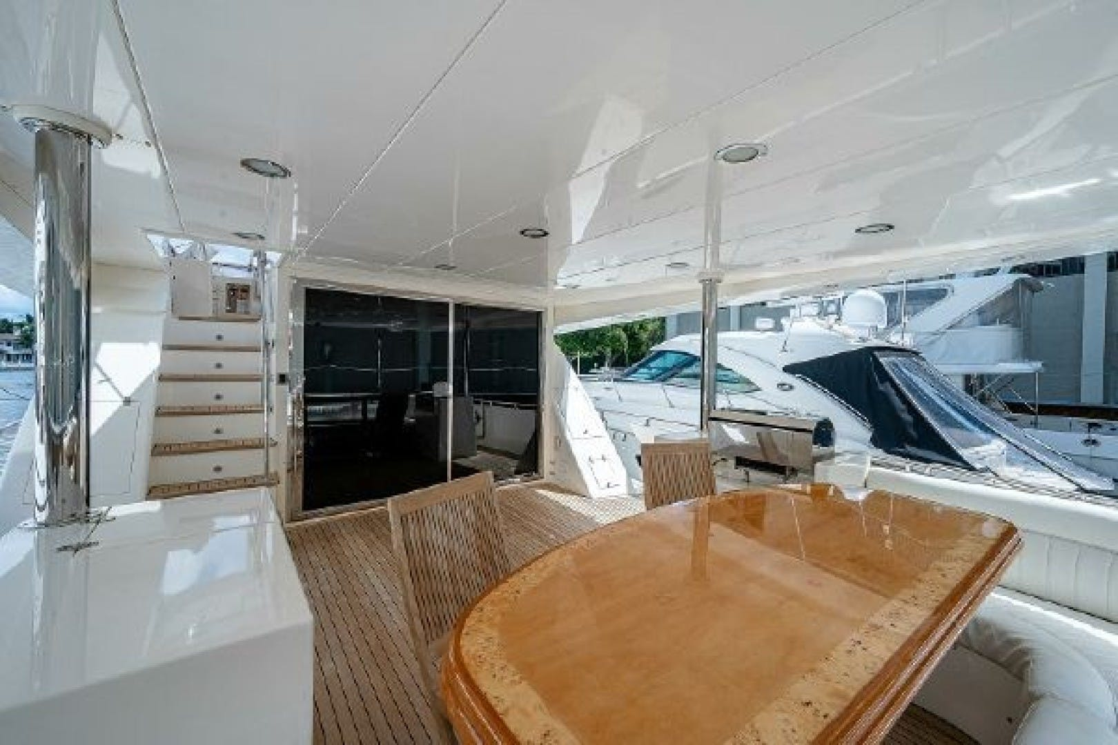 2010 Johnson 70' Cruiser Red Moon | Picture 3 of 48
