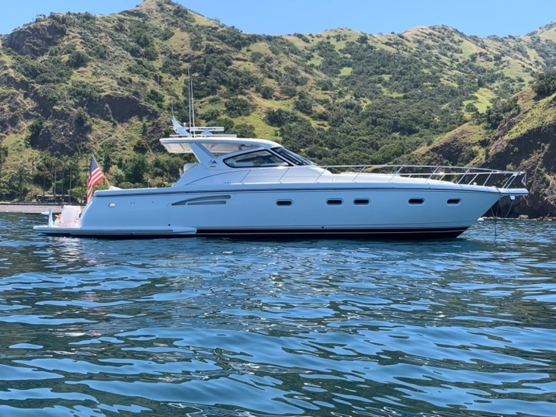 52' Tiara Yachts 2001 Express Cruiser TRANQUILITY