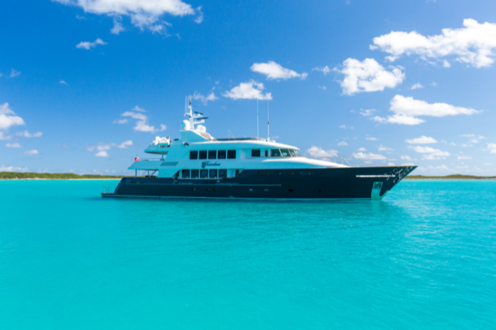 """2004 Trinity Yachts 146'  """"Bacchus NAME RESERVED"""""""
