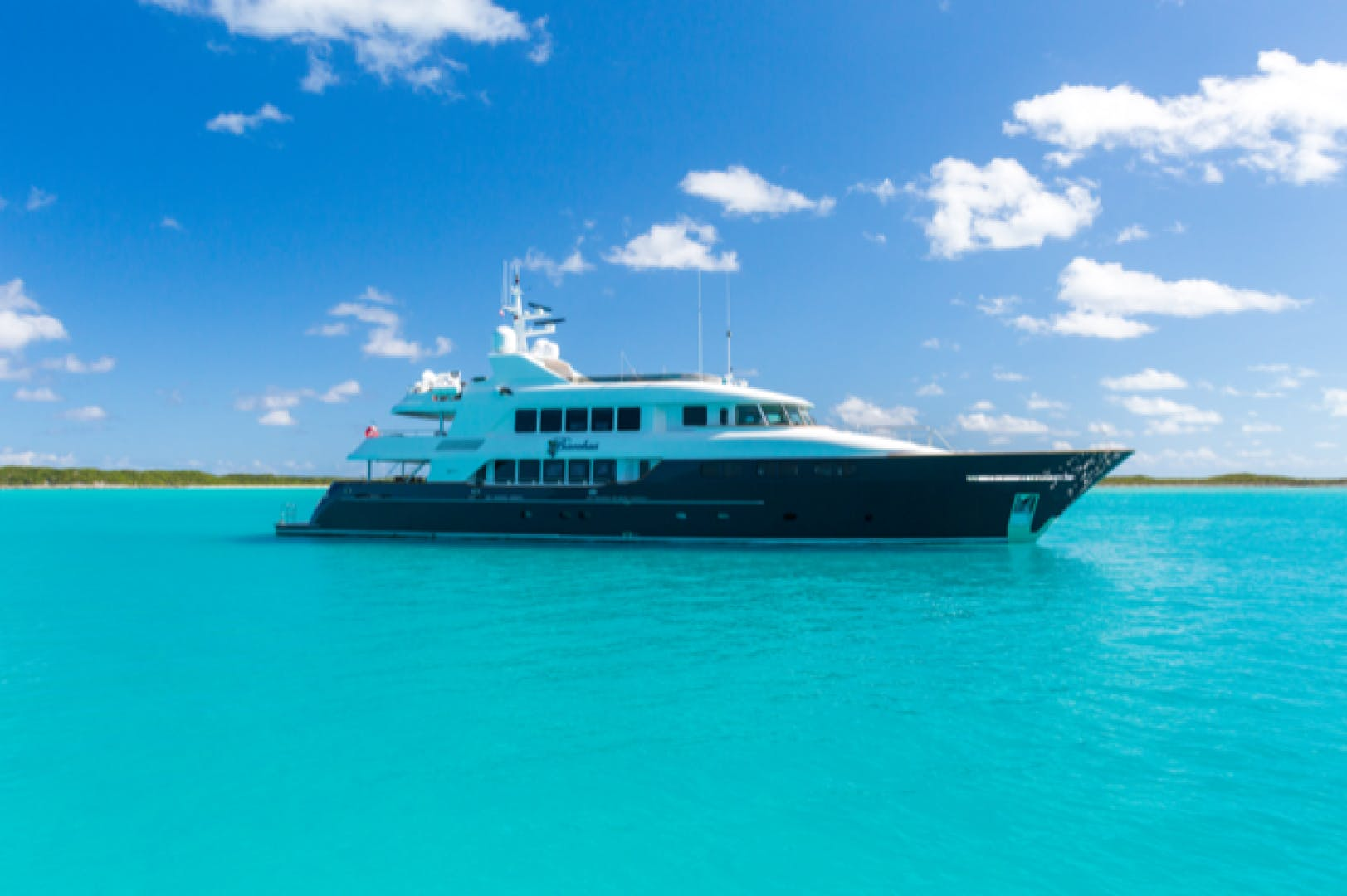 2004 Trinity Yachts 146'  Bacchus NAME RESERVED | Picture 1 of 1