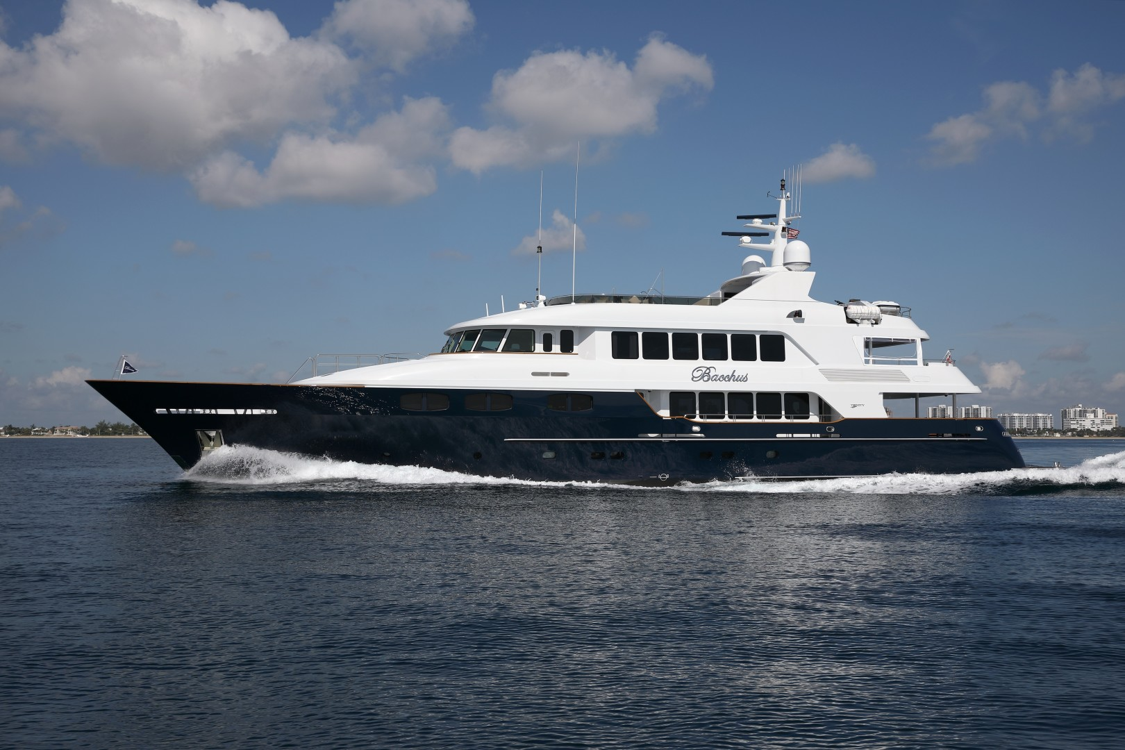146' Trinity Yachts 2004  Bacchus NAME RESERVED