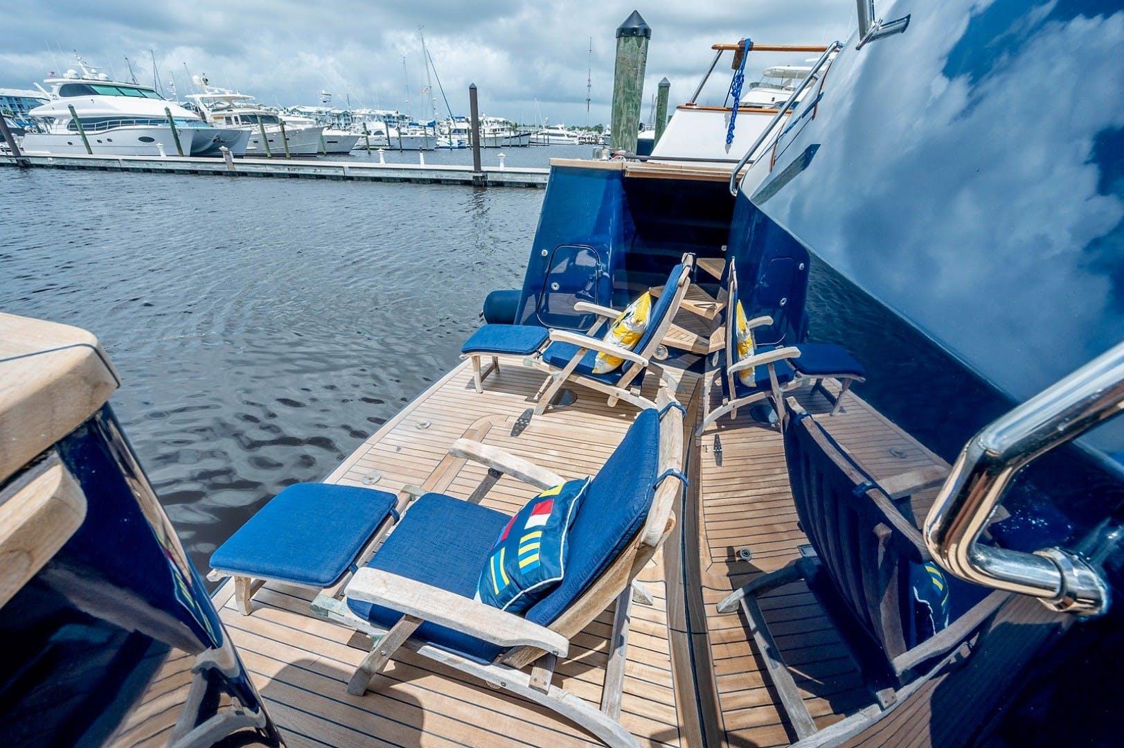 1987 Jongert 78' Motoryacht Fat Sheila | Picture 8 of 94