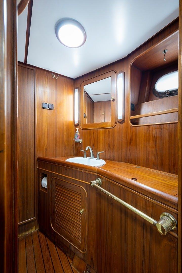 1987 Jongert 78' Motoryacht Fat Sheila | Picture 4 of 94