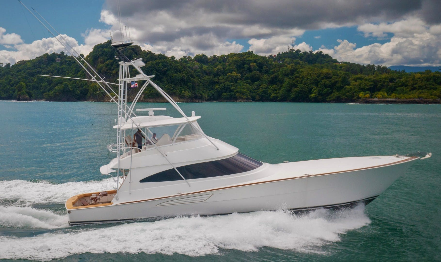 2019 Viking 68' 68 Convertible Counter Strike   Picture 3 of 159