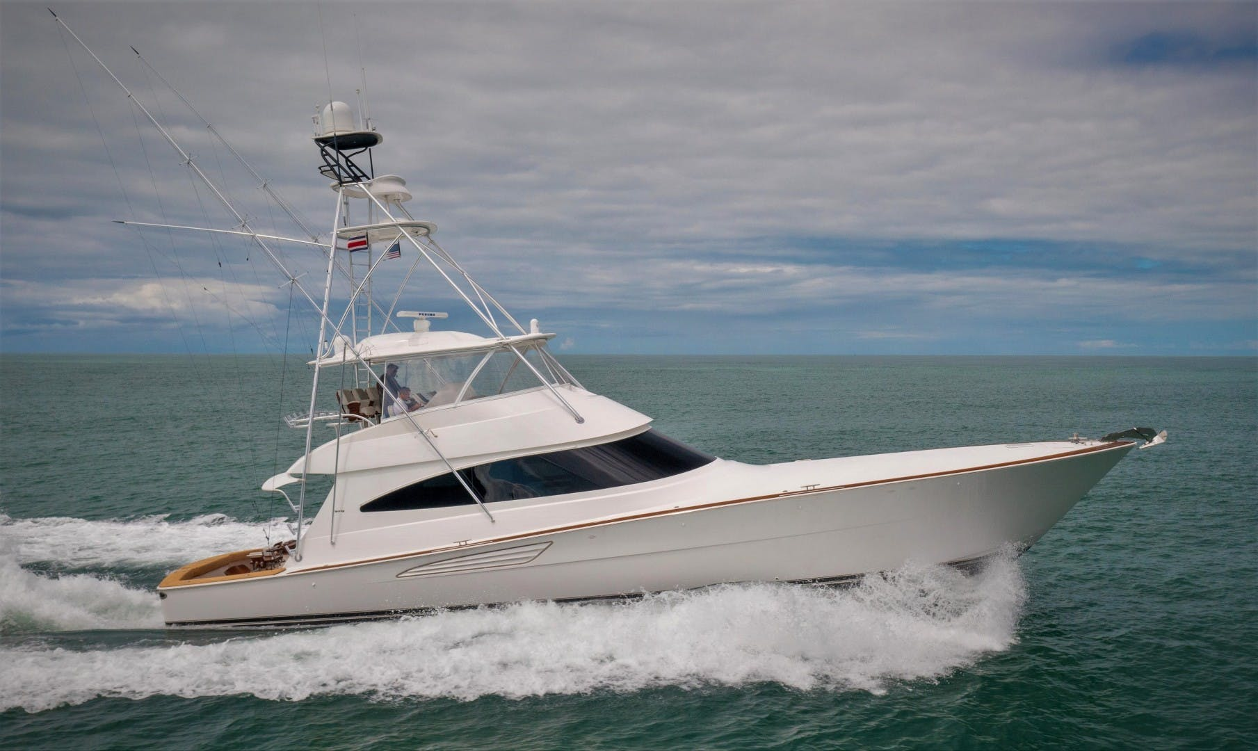2019 Viking 68' 68 Convertible Counter Strike   Picture 7 of 159