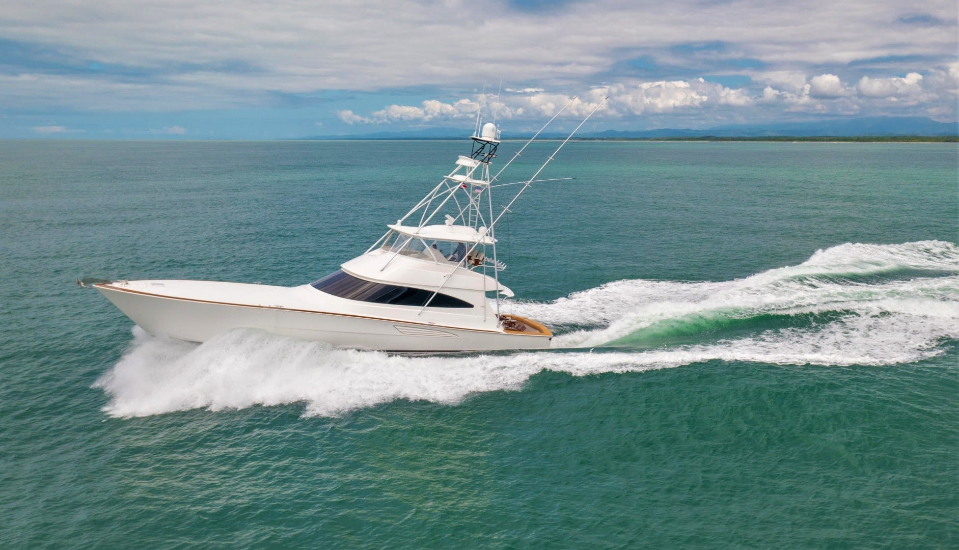 2019 Viking 68' 68 Convertible Counter Strike   Picture 2 of 159