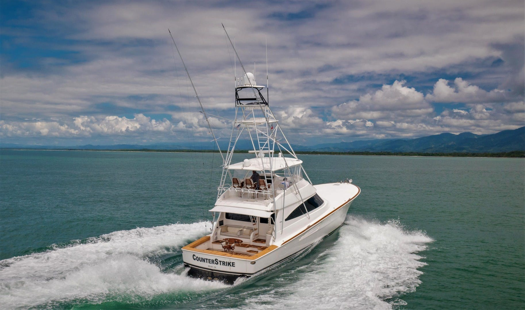 2019 Viking 68' 68 Convertible Counter Strike   Picture 5 of 159