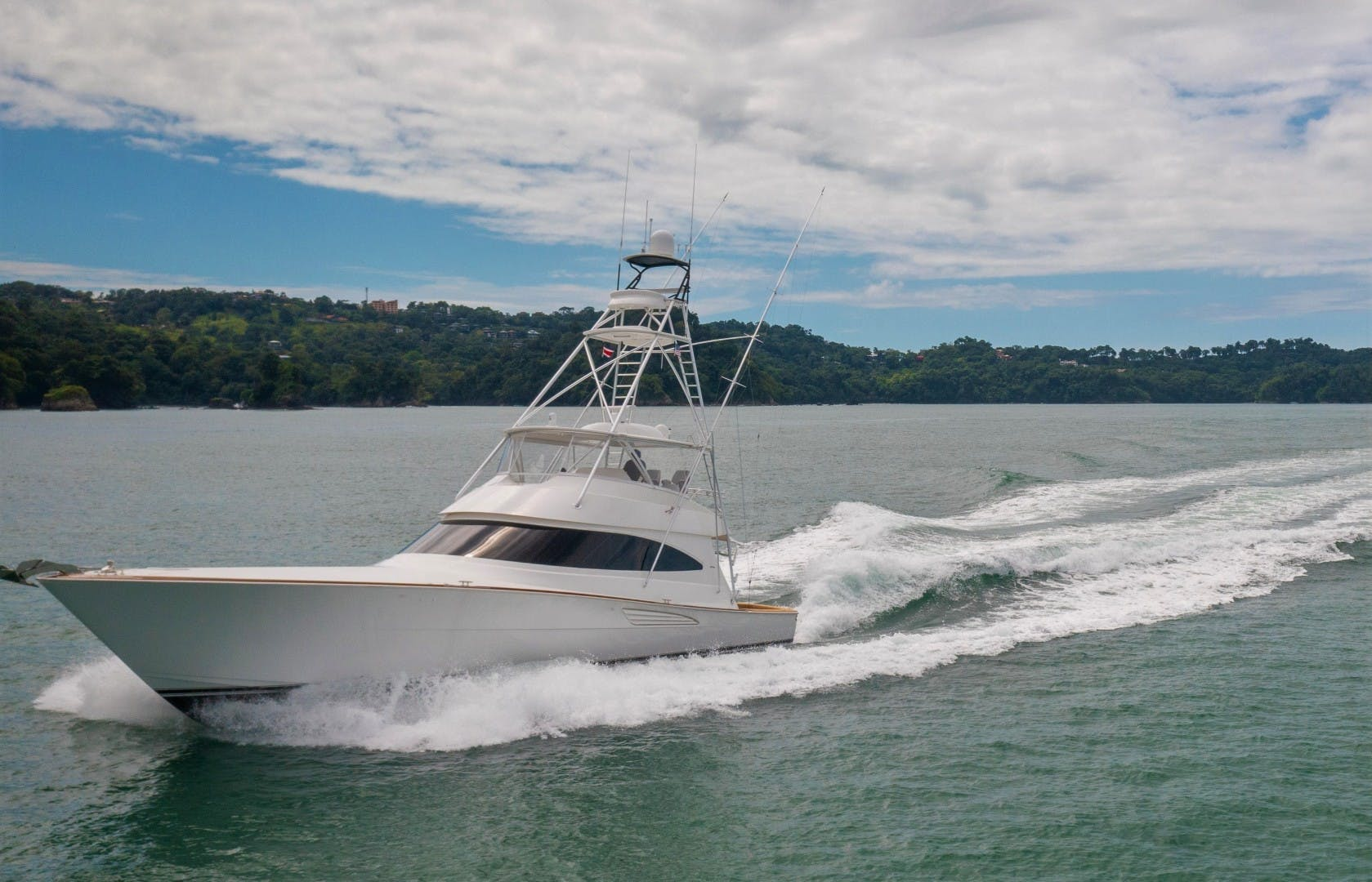 2019 Viking 68' 68 Convertible Counter Strike   Picture 1 of 159