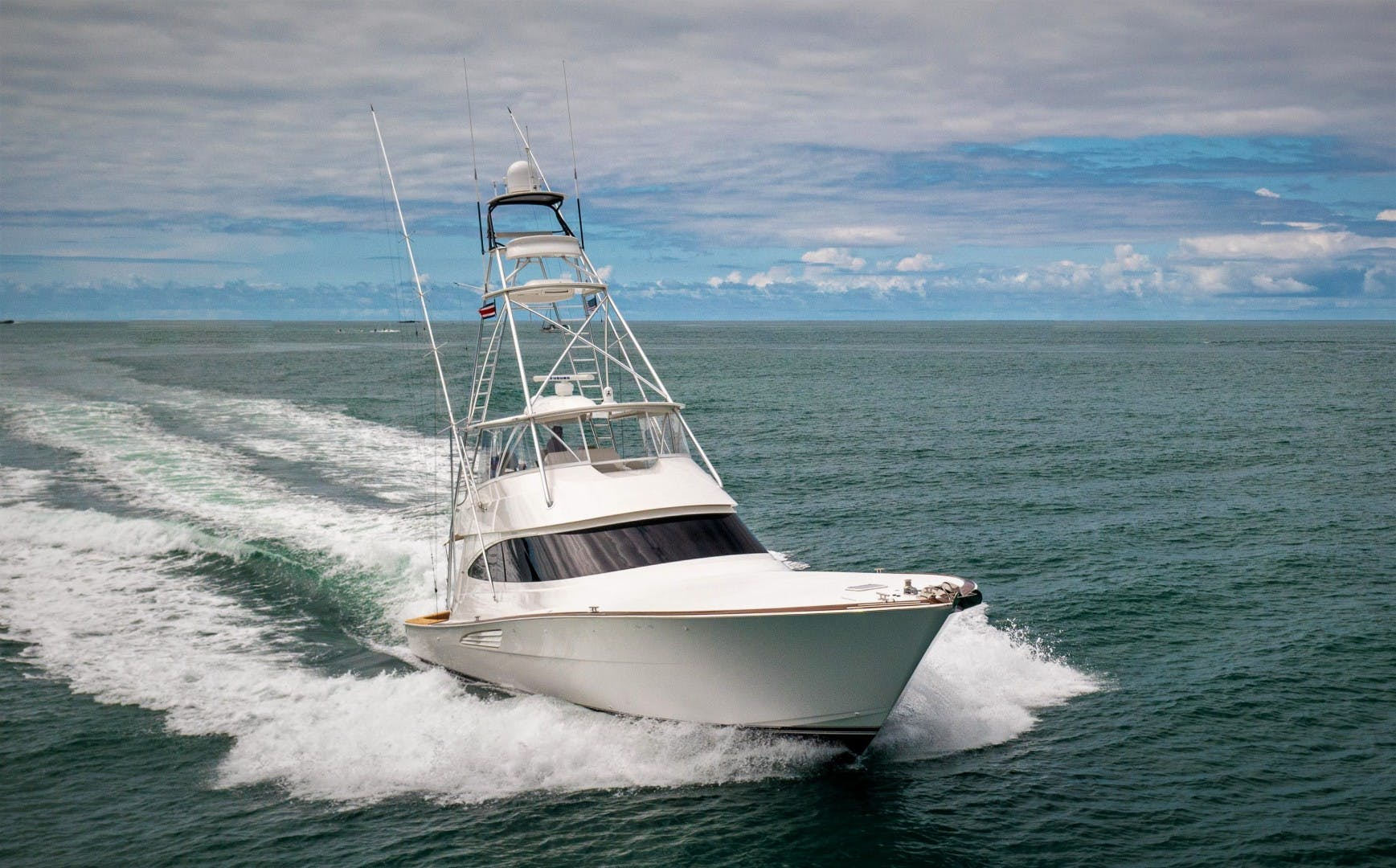 2019 Viking 68' 68 Convertible Counter Strike   Picture 8 of 159