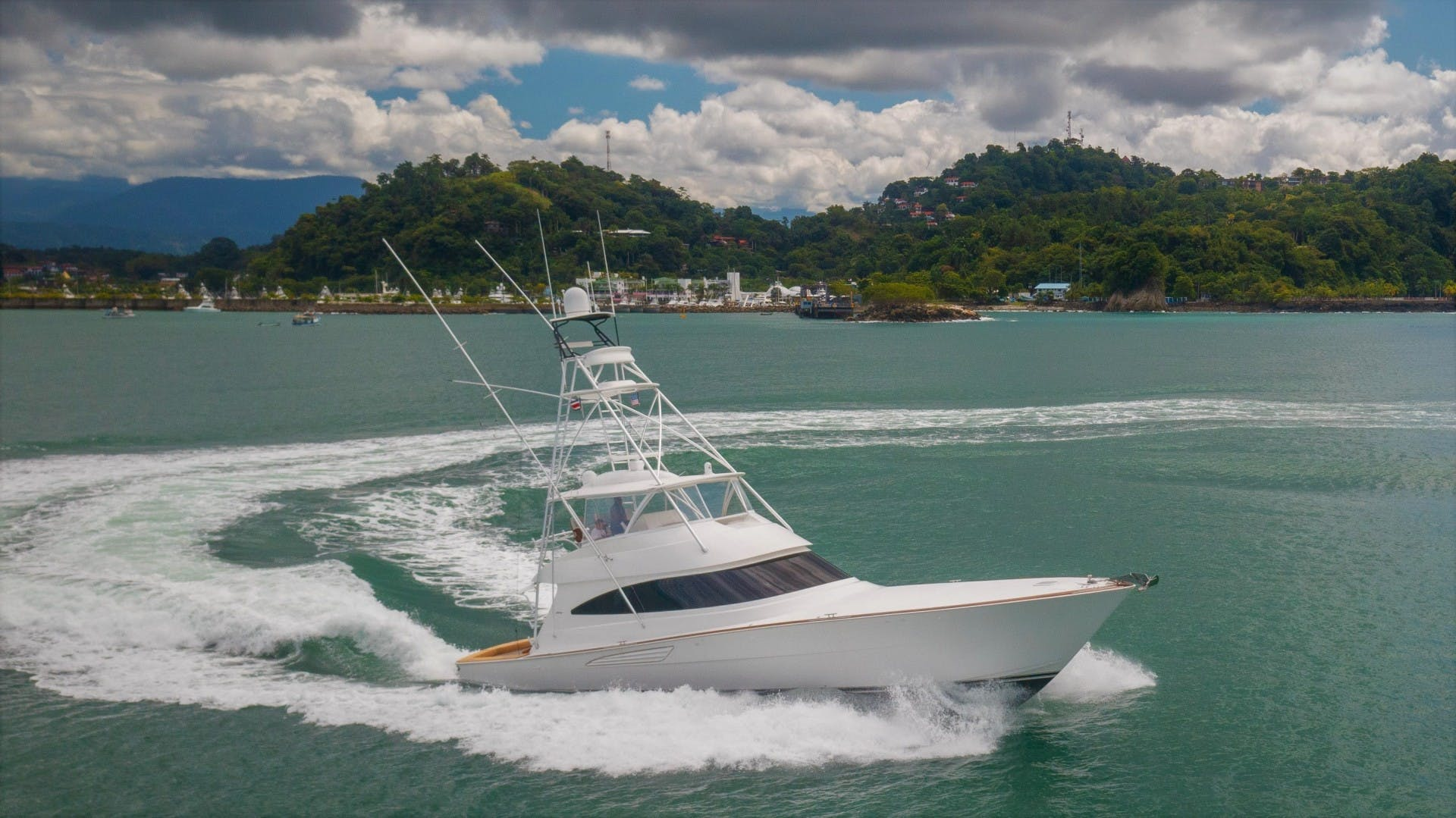 2019 Viking 68' 68 Convertible Counter Strike   Picture 4 of 159