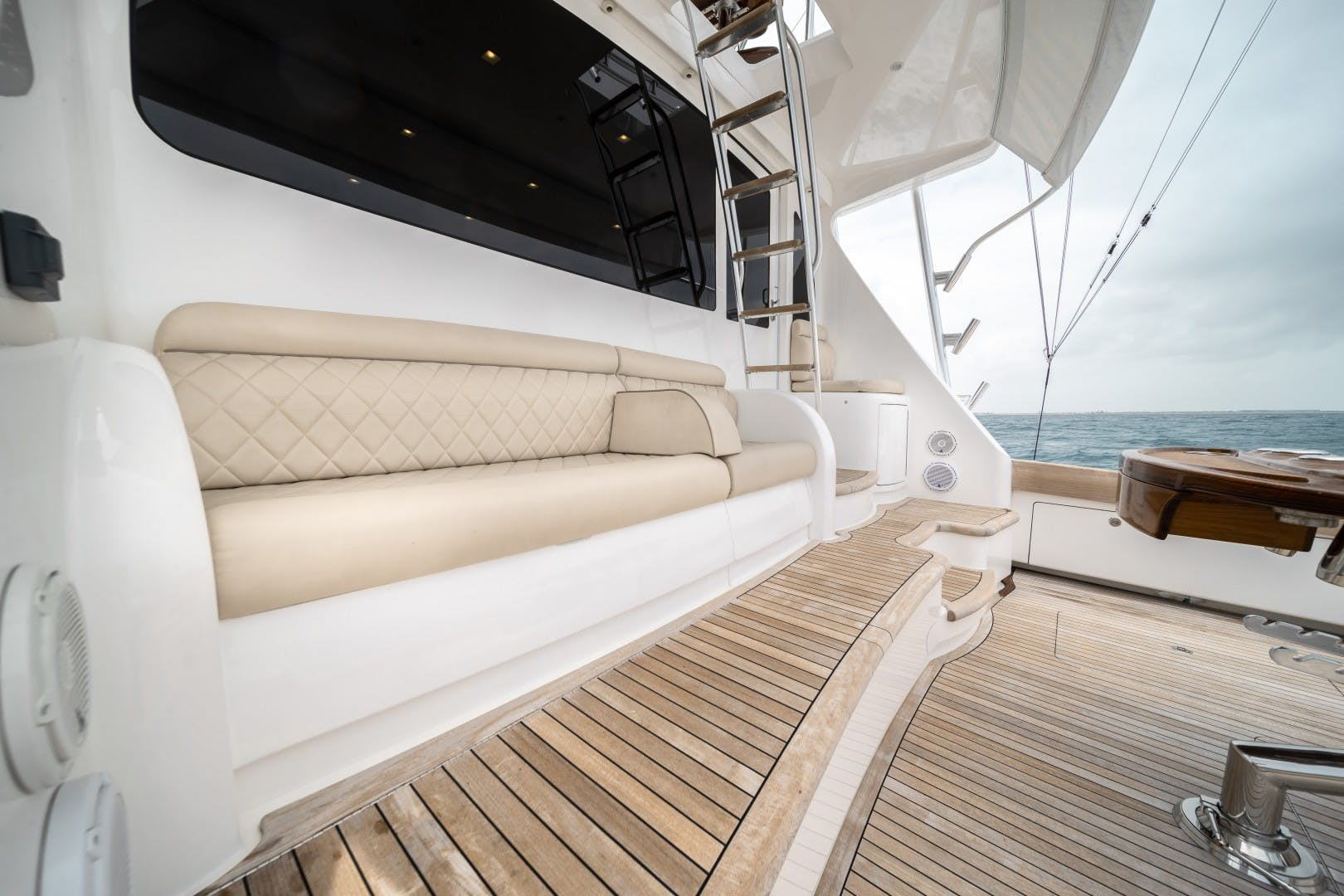 2019 Viking 68' 68 Convertible Frigate   Picture 3 of 48
