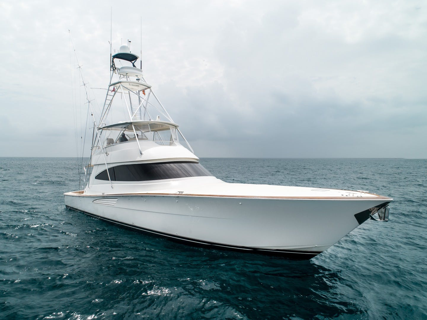 2019 Viking 68' 68 Convertible Frigate   Picture 4 of 48