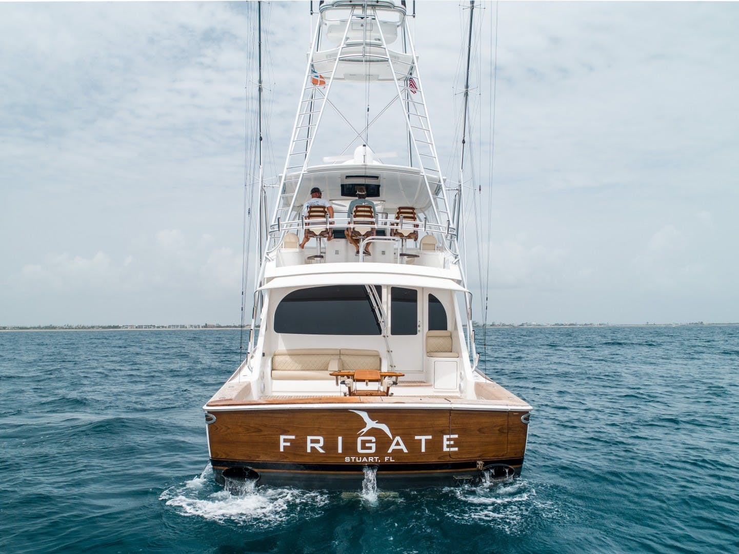 2019 Viking 68' 68 Convertible Frigate   Picture 8 of 48